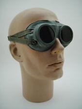 NOS U-BOAT LUFTWAFFE DAK AUER German WW2 Goggles NEOPHAN Vintage Afrika Korps