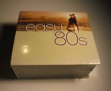 Easy 80s [Time Life Box Set] [Box] by Various Artists CD CDs NICE!! -- OPEN BOX