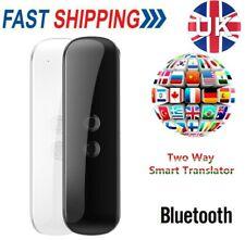 More details for 65+ smart languages translator intelligent instant real time voice pocket device