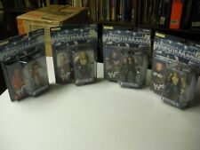 4 WrestleMania Action Figures1998 In The Box Edge The Undertaker Jaqueline Gen X