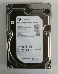 "Seagate ST8000NM0055 3.5"" 8TB SATA III 6Gb/s 7200RPM Hard Drive 1RM112-002"