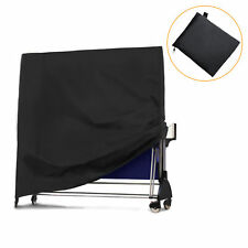 New listing Pong Table Cover Outdoor Foldable Table Tennis Table Protective Cover B3G9