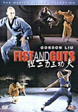 Fist and Guts -- Hong Kong Kung Fu Martial Arts Action movie DVD - NEW DVD