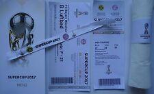 VIP TICKET Band Menü ... Supercup 2017 Borussia Dortmund - Bayern München # 2