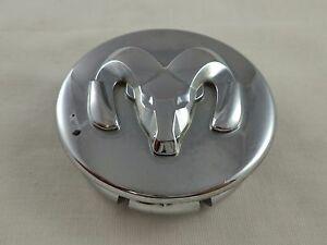 Dodge Motors Chrome Custom Wheel Center Cap # 63428K / 54-MM