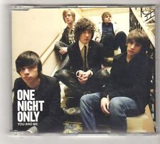 (FZ674) One Night Only, You And Me - 2008 DJ CD