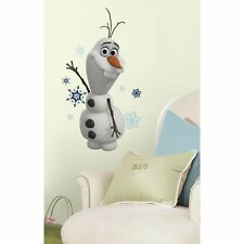 FROZEN Disney OLAF The Snowman Peel and Stick Wall Decal Stickers Room Decor