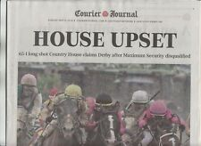 2019 Louisville Kentucky Derby Newspaper Special Section COUNTRY HOUSE/Bill Mott