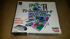 Very Rare Transport Tycoon Limited Edition Mouse Pack for Sony PlayStation PS1