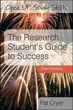 The Research Student's Guide to Success (Paperback), Cryer, Pat, ...
