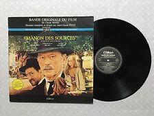 JEAN CLAUDE PETIT MANON DES SOURCES 1986 FRENCH RELEASE LP