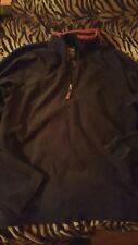 Abercrombie & Fitch Mens Sz M 1/2 Zip Pullover