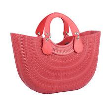 Obag sand Body with  Handle bag rubber silicon O sand O bag women handbag