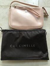 Coccinelle Rosa/Durazno camel clutch bag nuevo sin etiquetas