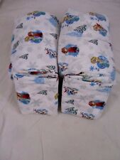 Disney Frozen Princess Sheet Set Queen Size Flannel Winter Novelty Bedding Bin U