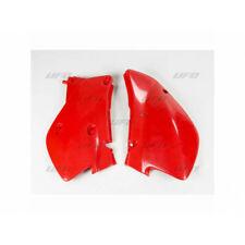 4430016603 - Plaques latérales UFO rouge Honda XR650R