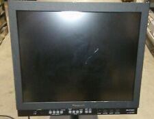 Panasonic BT-LH1800P HD-SDI Video Monitor