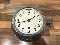 Original Vintage Russian Navy Submarine Clock Maritime Marine Nautical Boat