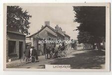 More details for laugharne carmarthenshire pre 1918 rp postcard 170c