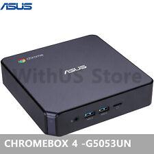 ASUS Chromebox 4 i3-10110U Processor 8GB/128GB Chrome OS CHROMEBOX4-G5053UN