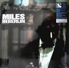 MILES DAVIS  MILES IN BERLIN  CBS-62976  SPEAKERS CORNER 180g 2017