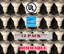 Uberhaus PAR20 LED BULBS 6.5W=50W DIMMABLE ***PACK OF 12 BULBS***