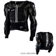 ONeal Underdog Protektorenjacke Brustpanzer S / M L / XL XXL MX Safety Jacket
