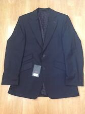 GIBSON DIRECTIONAL MENS BLACK BLAZER UK SIZE 38R BNWT RRP £235