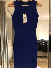 Lipsy London Blue Dress Size UK 10