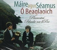 Máire and Seamus Ó Beaglaoich - Plancstaí Baile Na BPoc [CD]