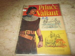Four Color #567 Prince Valiant