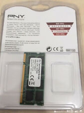 PNY 2GB DDR2 800 MHz PC2-6400 Laptop SODIMM Memory