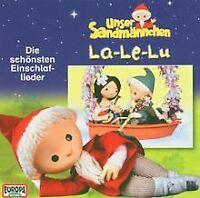 La-le-Lu von Unser Sandmännchen | CD | Zustand gut