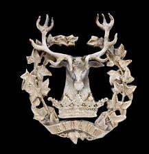 More details for gordon highlanders officers cap badge