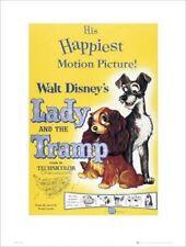 Deko-Bilder & -Drucke mit Kunstdruck Disney