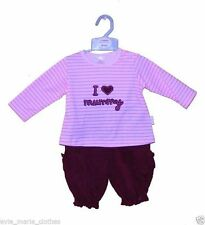 CHIC Striped Outfits & Sets (0-24 Months) for Girls