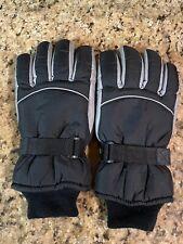 New listing Mens Snow Ski & Snowboard Gloves Adult Xl grip palm and thumb