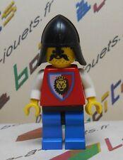 minifig chateau castle lego figurine soldat lion pour set 6036