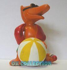 PERSONAGGIO in PVC alto circa 6 cm _ FIVE (mascotte anni '80 di canale 5) _ 02