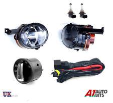 BRAND NEW VW TOURAN 03-06 FOG LIGHTS LIGHT LAMPS PAIR & WIRING KIT + SWITCH SET