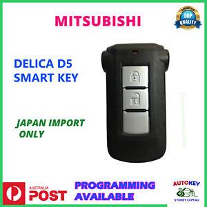 Mitsubishi Delica D5 KEY REMOTE 2X SLIDING DOOR BUTTONS JAPAN IMPORT