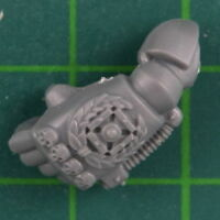 Space Marines Protector guard Energy fist Warhammer 40K Bitz 9593