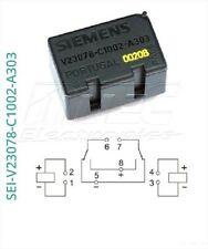 Relay V23078-C1002-A303 Ricambio originale SIEMENS // TYCO // NUOVI ORIGINALI