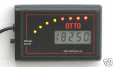 OTTO DT-limitatore di giri RL, shift light & Digital Tachimetro Race Auto da Rally