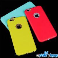 Funda para IPhone 7,IPhone 6 Plus, Phone 6/6s TPU silicona ultrafina color suave