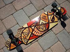 "*NEW* Landyachtz Drop Carve 37"" Nautical Complete Longboard Skateboard Downhill"