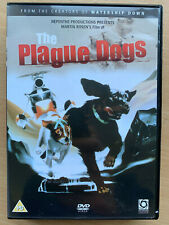 The Plague Dogs DVD 1982 Richard Adams Animated Feature Classic 99 mins Version