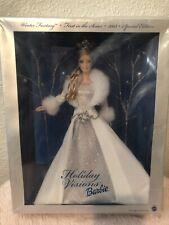 Holiday Visions Barbie Winter Fantasy 2003 Special Edition Hallmark