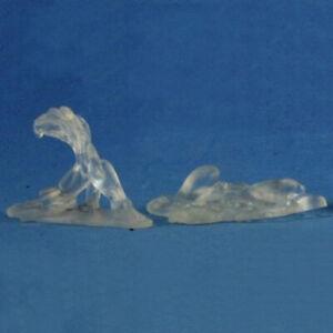 Reaper Dark Heaven Bones 77306 Translucent Slimes (2) Grey Ooze Ochre Jelly D&D