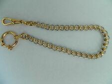 Catenella placcato d'oro di orologio da tasca .G.P pocket watch chain